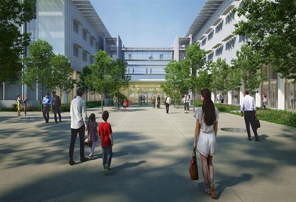 Το 2025 θα παραδοθεί το παιδιατρικό νοσοκομείο στο Φίλυρο Θεσσαλονίκης