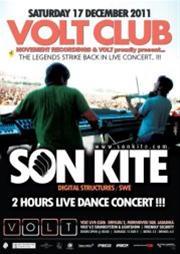 Son Kite (Live Concert) @ Volt
