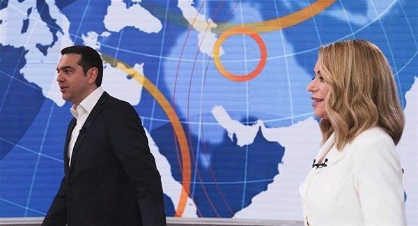 Έλλη Στάη: Η απάντηση στους Ράδιο Αρβύλα για τη διαρροή της συνομιλίας της με τον Αλέξη Τσίπρα