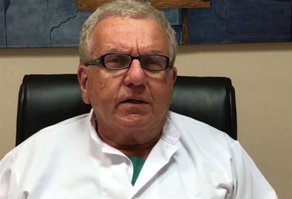 Στεφανάδης:«Μην παίρνετε προληπτικά κολχικίνη» (βίντεο)