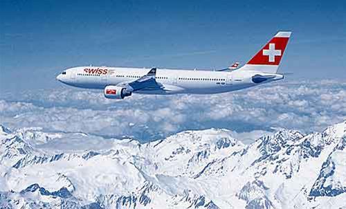 Επανέρχονται οι απευθείας πτήσεις Θεσσαλονίκη-Ζυρίχη της Swiss