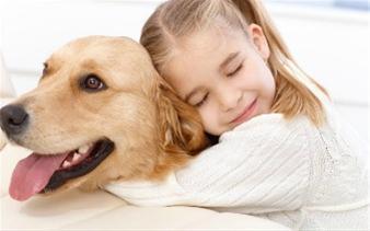 Τα σκυλιά προστατεύουν τα παιδιά από το άσθμα
