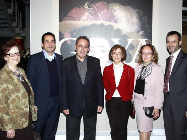 Ο Goya στο Τελλόγλειο