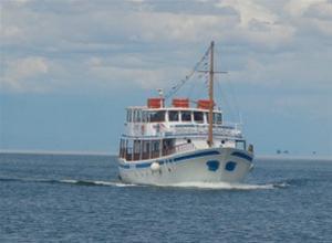 Ανοίγει πανιά ο «Άγιος Γεώργιος», το δεύτερο πλοίο στον Θερμαϊκό