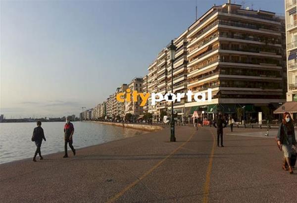 Κορωνοϊός: Τί δείχνουν τα λύματα στη Θεσσαλονίκη -  Συναγερμός για τη βρετανική μετάλλαξη