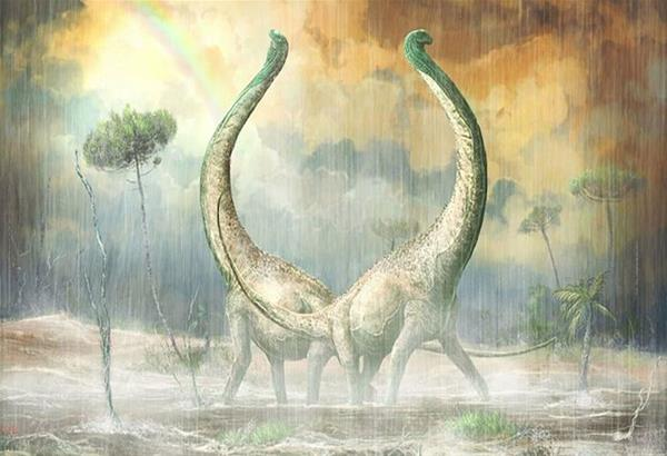 Ανακαλύφθηκε στην Τανζανία απολίθωμα Τιτανόσαυρου. Έφτανε σε μήκος τα οκτώ μέτρα, ζύγιζε έναν τόνο