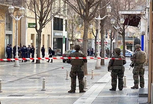 Γαλλία: Βρέθηκε κομμένο κεφάλι στην Τουλόν στη μέση του δρόμου.