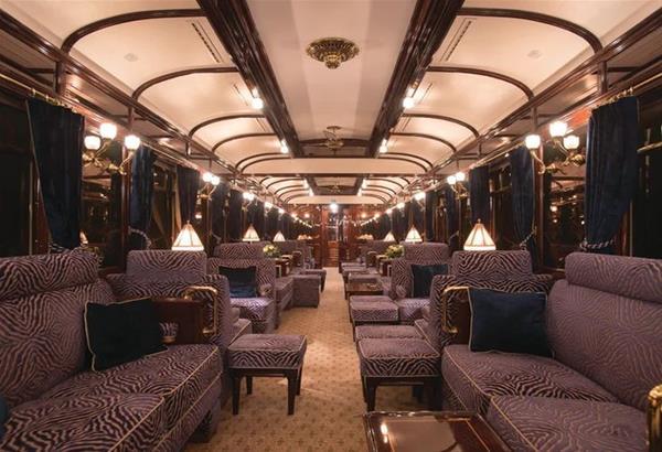 Το Orient-Express κάνει ντεμπούτο σε νέες, ονειρεμένες ευρωπαϊκές διαδρομές με πανέμορφα αρτ ντεκό τρένα.