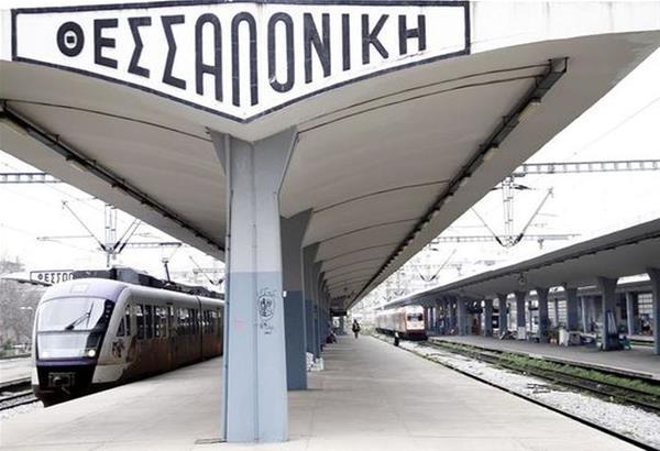 Ιανός: Διακόπηκε η σιδηροδρομική σύνδεση Αθήνα-Θεσσαλονίκη λόγω κακοκαιρίας