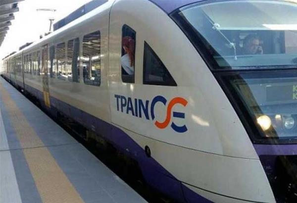ΤΡΑΙΝΟΣΕ: Εκτάκτως λόγω μεγάλης ζήτησης δρομολόγια Intercity Αθήνα - Θεσσαλονίκη στις 7-8/11