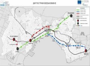 Ολοταχώς για τραμ η Θεσσαλονίκη, ως το τέλος του 2014 η δημοπράτηση