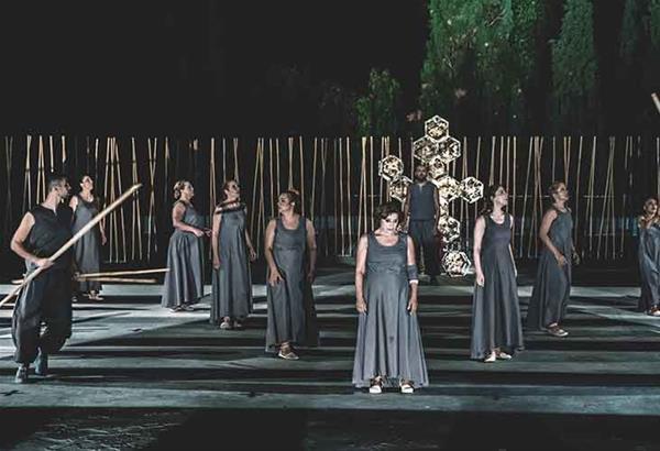 Οι «Τρωάδες» του Ευριπίδη επιστρέφουν στο Θέατρο Δάσους