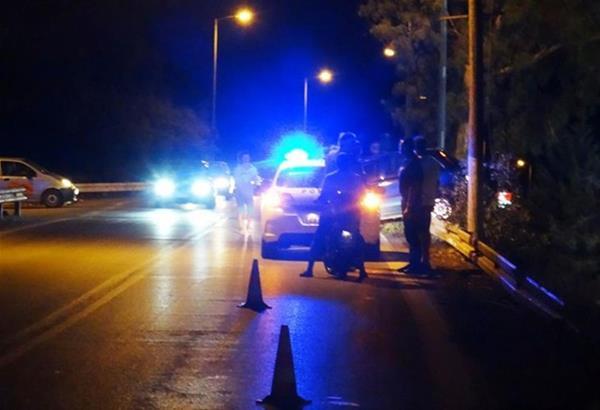 Τροχαίο στη Χαλκηδόνα με ένα νεκρό και δύο τραυματίες (μητέρα -παιδί)