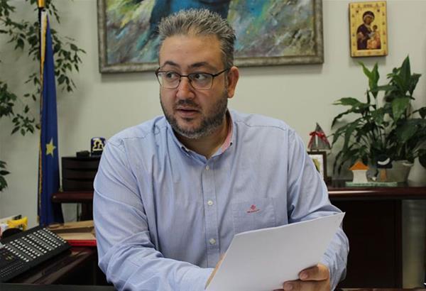 Ωραιόκαστρο: Πνευμονία υπέστη ο Δήμαρχος Παντελής Τσακίρης