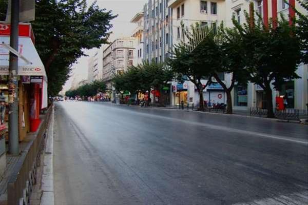 Συστάσεις από τον Εμπορικό Σύλλογο Θεσσαλονίκης ενόψει επετείου Γρηγορόπουλου