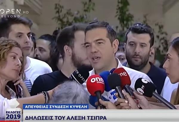 Αλέξης Τσίπρας - Οι νέοι να είναι αυτοί που θα κρίνουν το αποτέλεσμα (βίντεο)