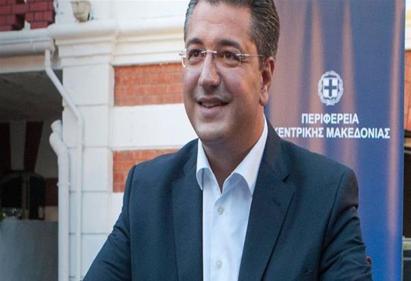 Τζιτζικώστας: ''Σαρωτικός'' στα πρώτα αποτελέσματα για την Περιφέρεια Κεντρικής Μακεδονίας