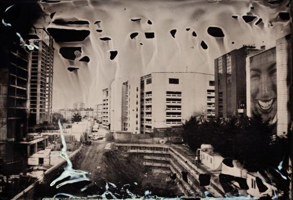 Έκθεση: Υγρή πόλη του Yusuf Murat Sen