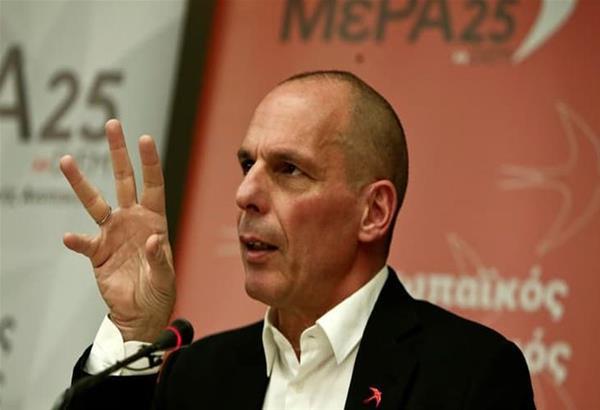 Βαρουφάκης: Η ΕΛΣΤΑΤ πρέπει να ελέγχεται από το δημόσιο και όχι από τους Υπουργούς