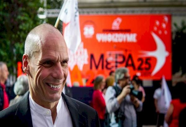 Βαρουφάκης: Ευρωεκλογές 2019: Το τέλος μιας αρχής για το ΜέΡΑ25