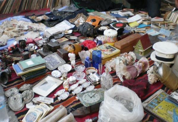 Θεσσαλονίκη: Μπαζάρ με vintage αντικείμενα από τους παλαιοπώλες της πόλης