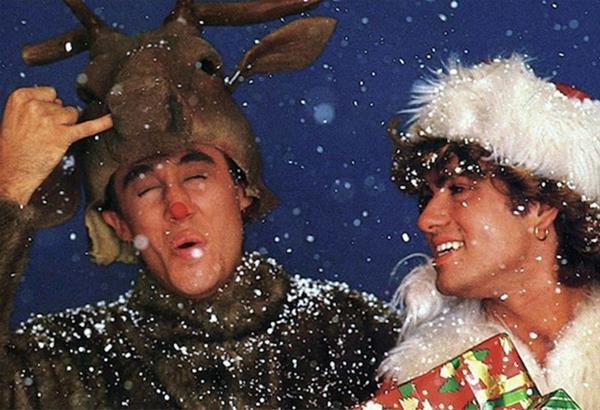 Επιτέλους: Νο.1 το «Last Christmas» των Wham! μετά από 36 χρόνια