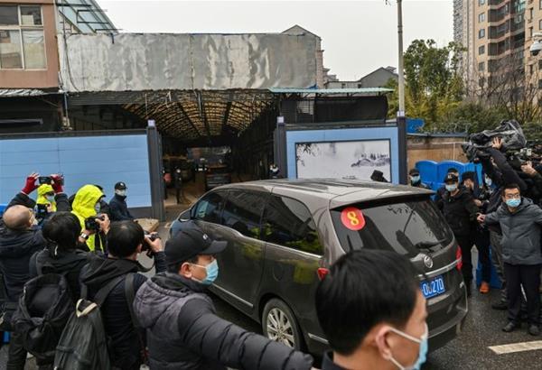 Κίνα: Εμπειρογνώμονες του ΠΟΥ ερευνούν το σημείο 0 του κορωνοϊού στη Γουχάν (βίντεο)