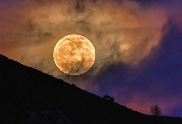 Η «Πανσέληνος του Λύκου» - Το πρώτο ολοστρόγγυλο φεγγάρι της νέας χρονιάς