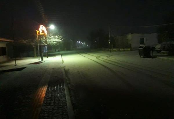 Δ. Χαλκηδόνος: Σε 24ωρη επιφυλακή ο μηχανισμός -Σε ποιούς δρόμους να είναι προσεκτικοί οι οδηγοί