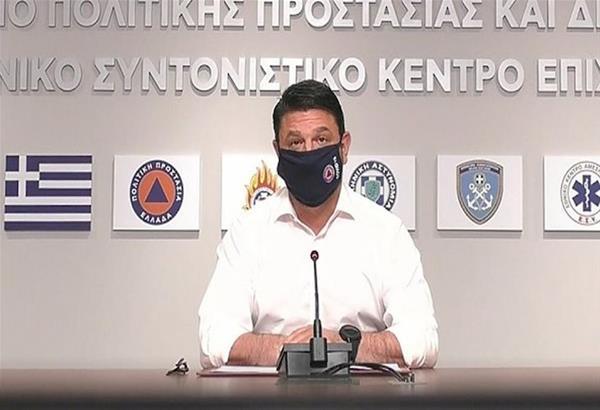 Ζωντανά η ενημέρωση για τα νέα μέτρα στη Θεσσαλονίκη από τον Νίκο Χαρδαλιά