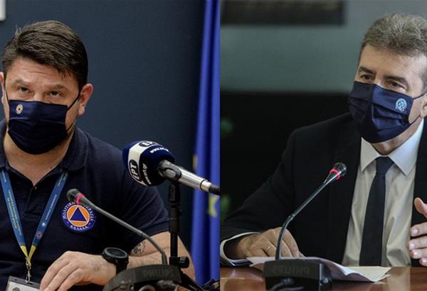 Θεσσαλονίκη: Έκτακτη σύσκεψη για την πανδημία την Πέμπτη με Χαρδαλιά και Χρυσοχοΐδη, παρουσία Τζιτζικώστα
