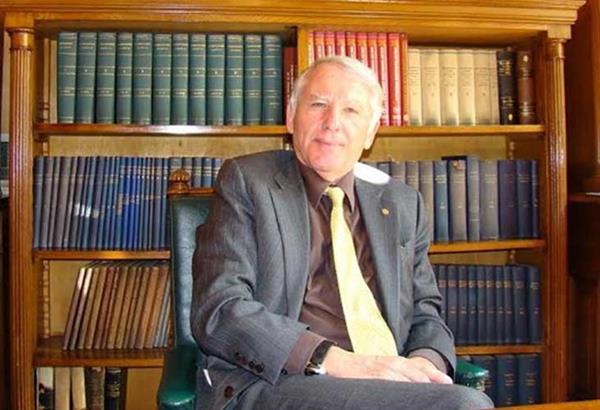 Διάλεξη «Ζωή και περιβάλλον» του καθηγητή του ΑΠΘ Χαρίτωνα Σαρλ Χιντήρογλου