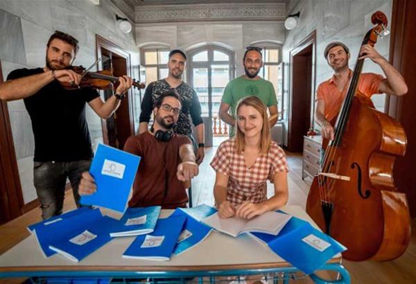 Ο Χάρτινος Κόσμος The Musical στο Δημοτικό Θέατρο Καλαμαριάς «Μελίνα Μερκούρη»