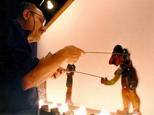 ΄Εκθεση: Το θέατρο σκιών στην Ελλάδα