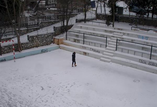 Κακοκαιρία «Λέανδρος»: Ισχυρό ψύχος και χιονοπτώσεις από την Πέμπτη 14 Ιανουαρίου