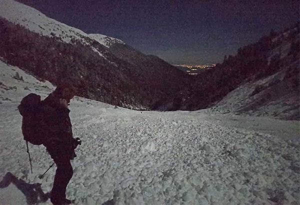 Ελβετία: Οι σκύλοι έσωσαν τα αφεντικά τους που είχαν θαφτεί κάτω από χιονοστιβάδα