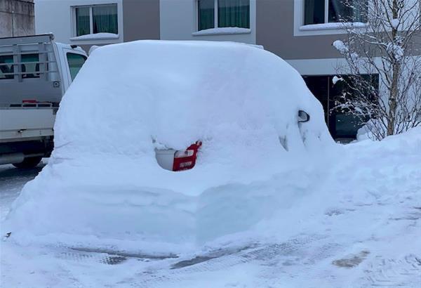 Έκτακτο δελτίο επιδείνωσης του καιρού με χιονοπτώσεις και παγετό σε όλη τη χώρα