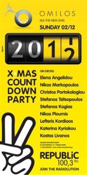 Christmas Countdown @ Omilos