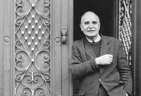 Πέθανε ο Ντίνος Χριστιανόπουλος ο μεγάλος ποιητής της Θεσσαλονίκης