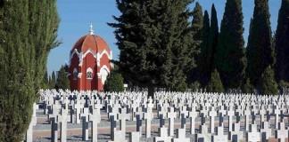 Συμμαχικά Κοιμητήρια Ζέιτενλικ