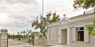 Συμμαχικό νεκροταφείο Ζέϊτενλικ
