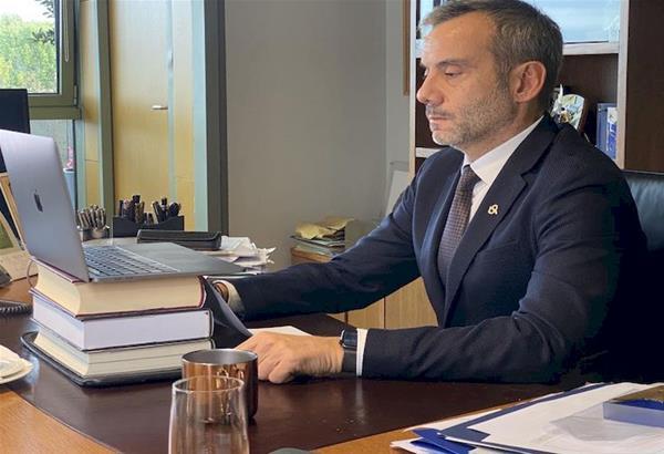 Ζέρβας στο Thessaloniki Summit: Σχέδιο Μάρσαλ για την ανάκαμψη της οικονομίας παράλληλα με τις προσπάθειες στην δημόσια υγεία