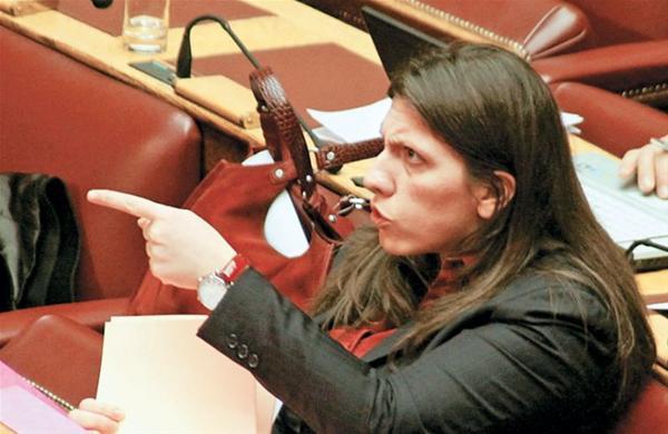 Κωνσταντοπούλου: Δε θα υπερασπιστώ άλλο τον πρωθυπουργό, είπε ότι είναι σουρεαλισμός να στηρίζω την κυβέρνηση και να μην ψηφίζω, έγινε Μνημονιακός