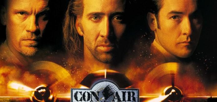 Απόδραση στον Αέρα - Con Air (1997)