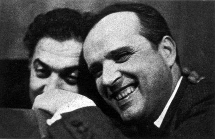 Νίνο Ρότα και Φρεντερίκο Φελίνι