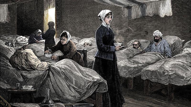 Φλόρενς Νάιτινγκεϊλ: Η πιο σπουδαία νοσοκόμα της Ιστορίας