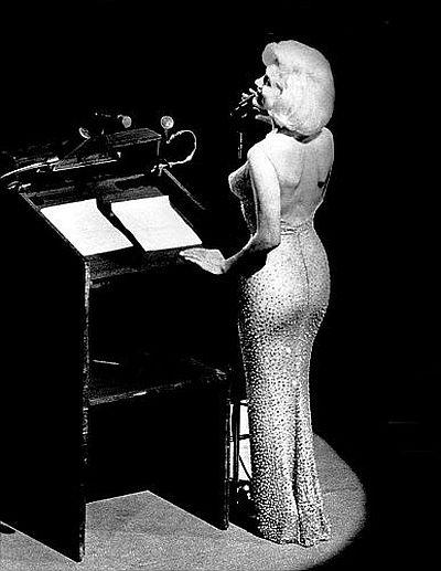 Όταν η Μέριλιν Μονρόε τραγούδησε «Ηappy birthday Mr. President»