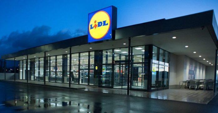 Lidl νέο κατάστημα