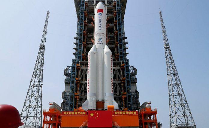 Κίνα: Τα απομεινάρια του πυραύλου έπεσαν στον Ινδικό Ωκεανό