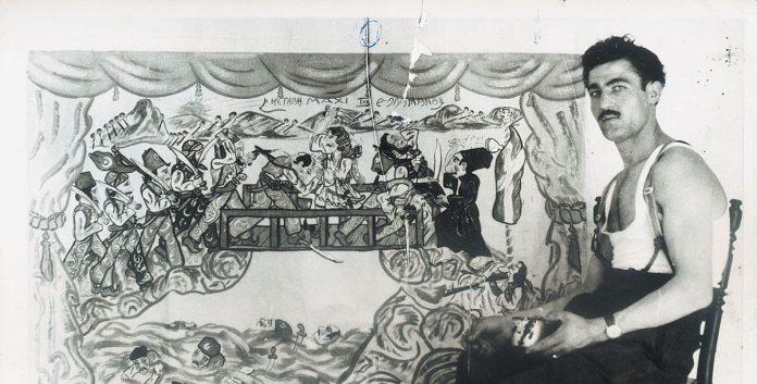 Ευγένιος Σπαθάρης: Ο μεγάλος δάσκαλος του ελληνικού Θεάτρου Σκιών